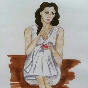 Persephone art
